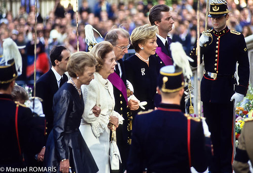 Funeral King Baudouin (1993)