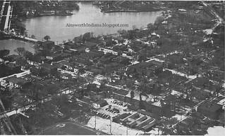 Hobart 1954 Aerial-1
