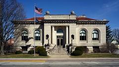Goshen Carnegie Library
