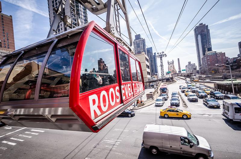 The Roosevelt Island Tram