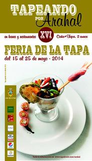AionSur 14135213191_727629f35d_n_d Feria de la Tapa de Arahal, del 15 al 25 de mayo Cultura Feria de La Tapa  XVI Feria de la Tapa Arahal