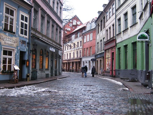 Riga by Mume