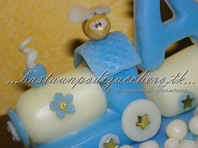 Cold Porcelain Cake Toppers
