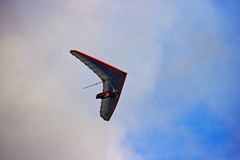 Hang Glider in the Sky (5)