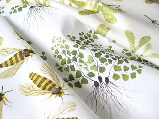 woodland fabric collection