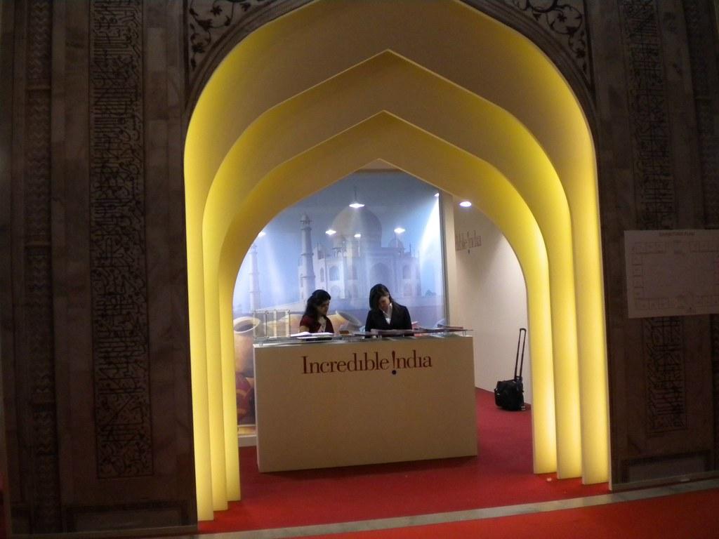 Stand India | BIT: Borsa Internazionale del Turismo Milano 2