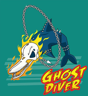 Ghost Diver - Supernatural Cetacean