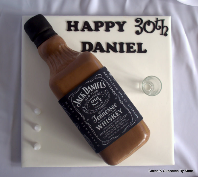 Jack Daniel's Liquid Cake Shot Recipes — Dishmaps