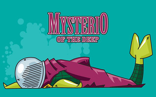 Mysterio! Of The Deep!