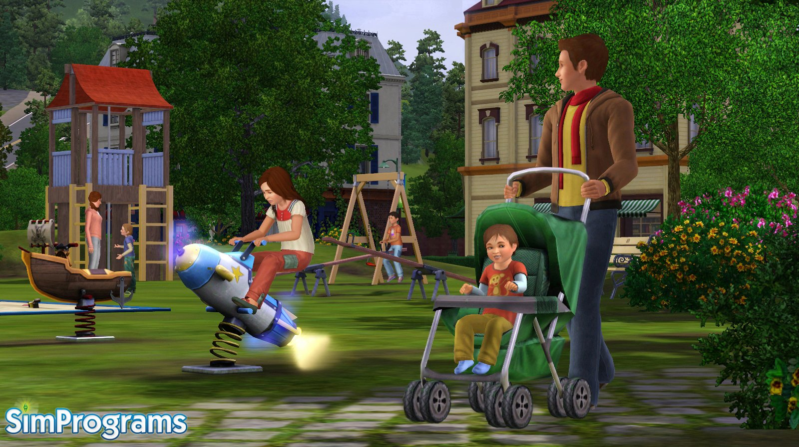 4 14 11 exclusive sims 3 generations screenshot beyond for Ou trouver des housses de chaises