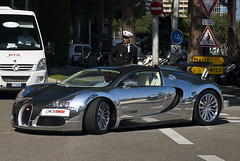 Bugatti Veyron Pur Sang EXPLORED!
