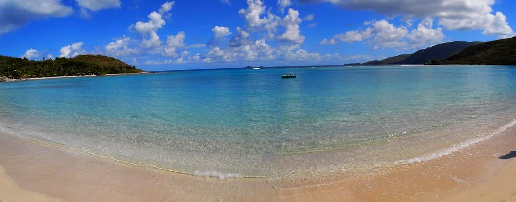 Virgin Gorda пляж