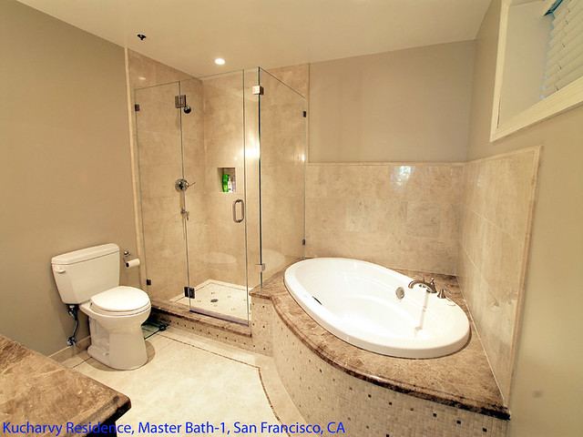 Custom Complete Bathroom Design Remodel San Francisco Ca Flickr Photo Sharing