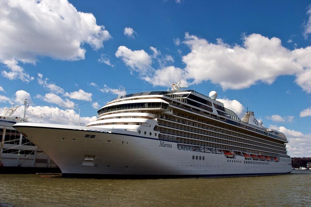 Oceania Marina | The beautiful Marina of Oceania Cruises, do… | Flickr