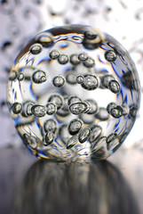 jewellery(0.0), marble(0.0), ball(0.0), bead(0.0), art(1.0), liquid bubble(1.0), sphere(1.0), macro photography(1.0), close-up(1.0), circle(1.0), blue(1.0),