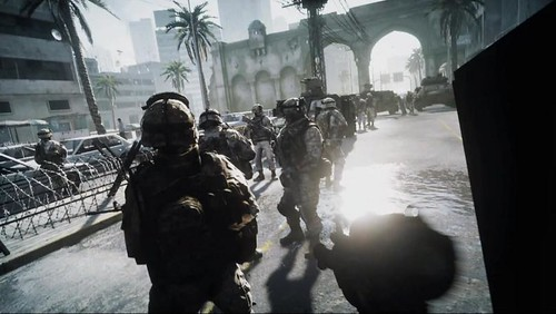 EA Reveals BF3 Numbers, New Downloads Planned for May, June