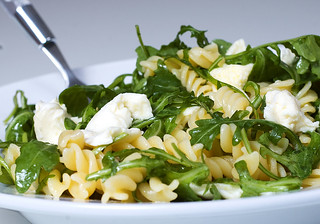 Pasta Rocket Mozzarella