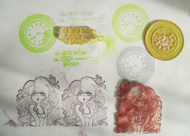 TC stampmaker stamps