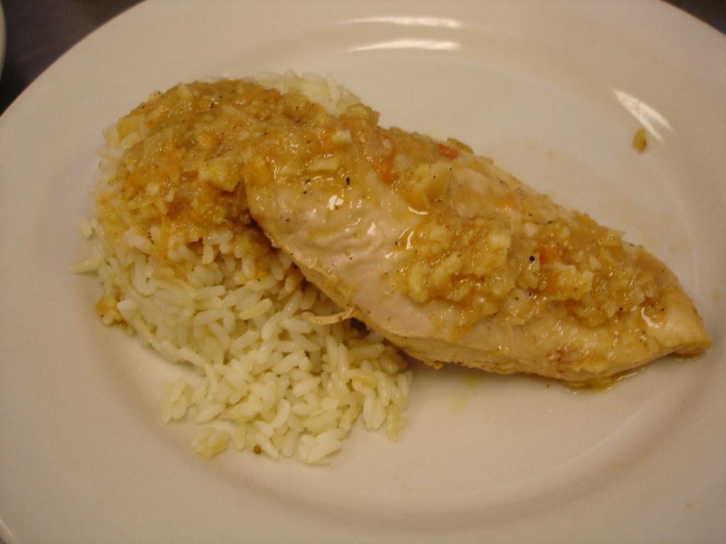 World Cuisine: Akoho sy Voanio