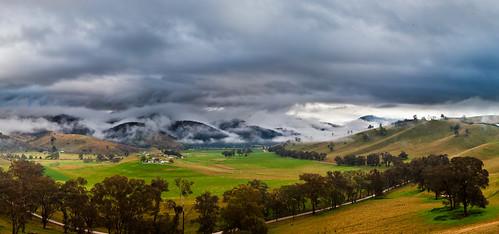 fog clouds canon landscape pano victoria buchan gippsland 24105mm 5dmkii