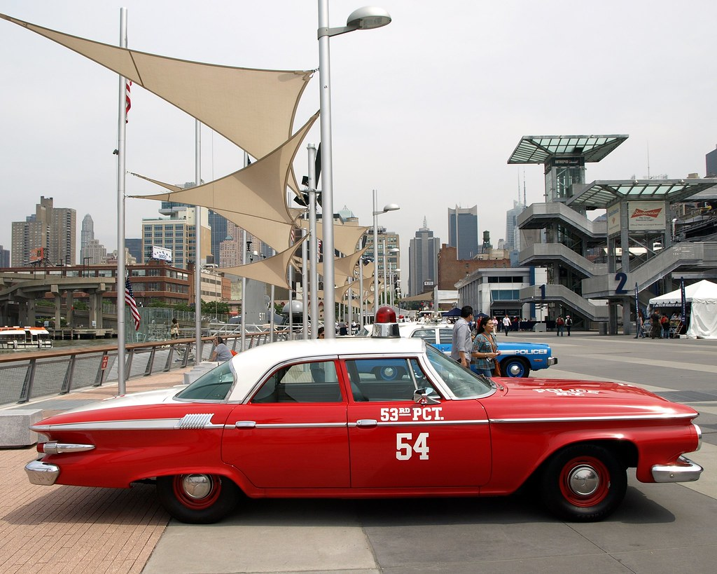 Flickr Photos Tagged Precinct53 Picssr 1960 Plymouth Fury Police Car Vintage Nypd 1960s New York City