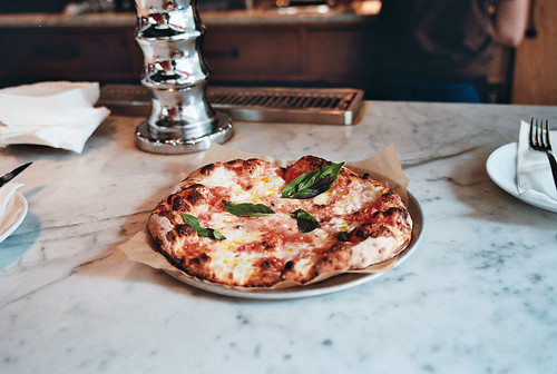 margherita pie | co. pizza