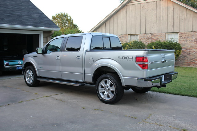 2011 ecoboost lariat f150 flickr photo sharing. Black Bedroom Furniture Sets. Home Design Ideas
