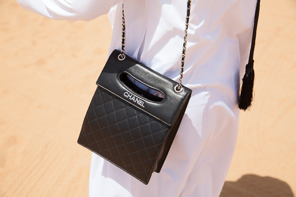 Chanel quilted lunch bag spring summer 2014