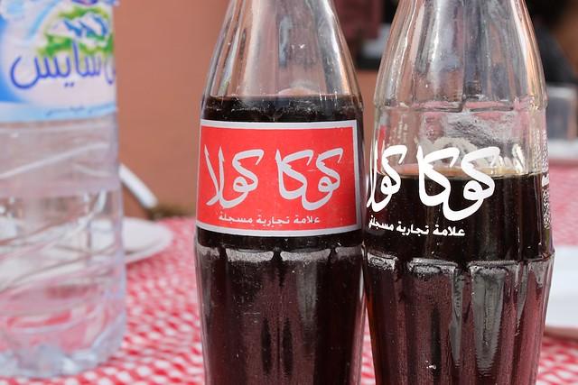 Coca-cola in Morocco