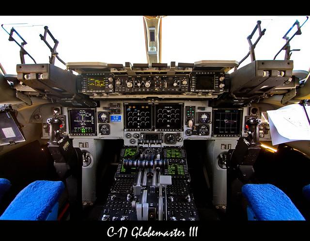 C17 Globemaster III Tactical Transport Aircraft