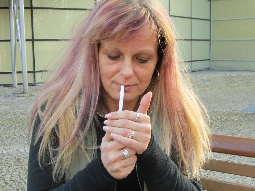 Can consult Mature women smokin fetish consider, that