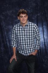 Zack senior picture 2
