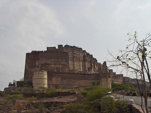 fort Mehrangarh