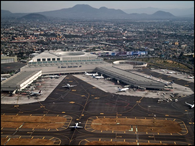 Mexico City Airport | Flickr - Photo Sharing!