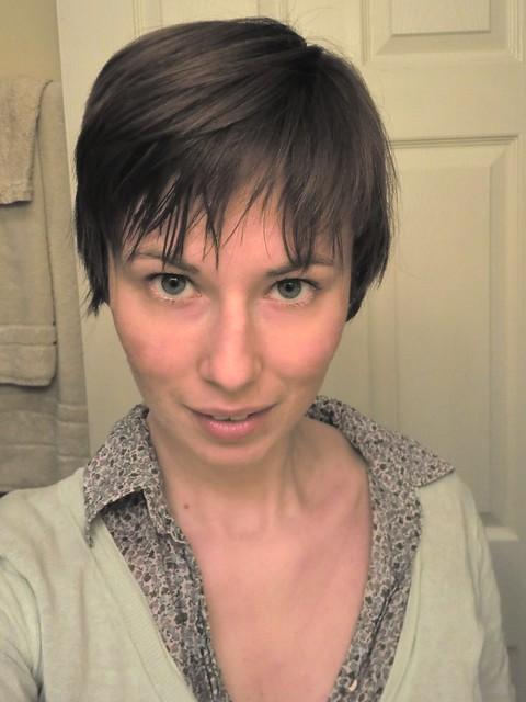 short hair! | Flickr - Photo Sharing!