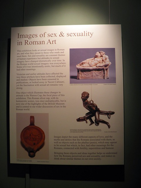 Roman Sexuality: Images, Myths and Meanings