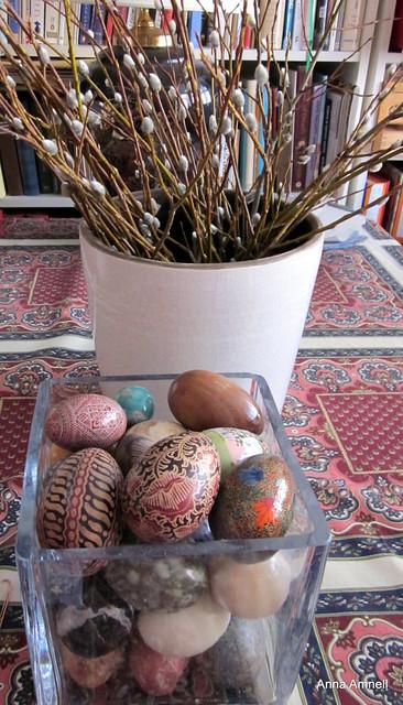 Pajunkissat ja pääsiäismunat