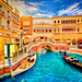 Gondola Ride on the Venetian Grand Canal, Las Vegas