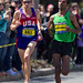 Ryan Hall:USA and Gebregziabher Gebremariam:Ethiopia by scotteisenphotography