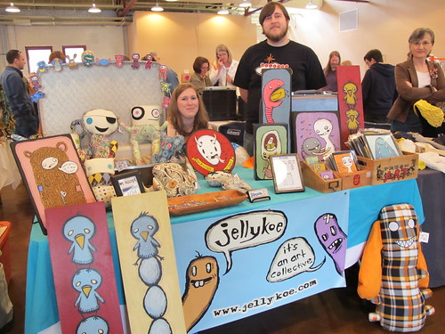 Jellykoe @ The Handmade Market