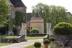 58 Diennes-Aubigny - Romenay (Chât.) - Photo of Ville-Langy