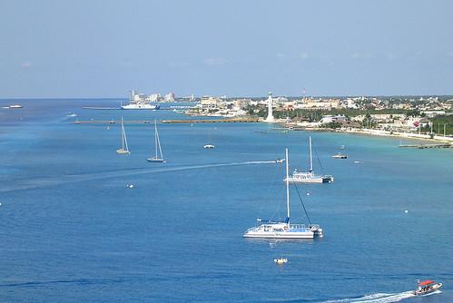 Cozumel (Mexico) cruise port schedule | CruiseMapper