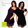 Kazuo - Off-Shoulder Dress (DARK) Promo