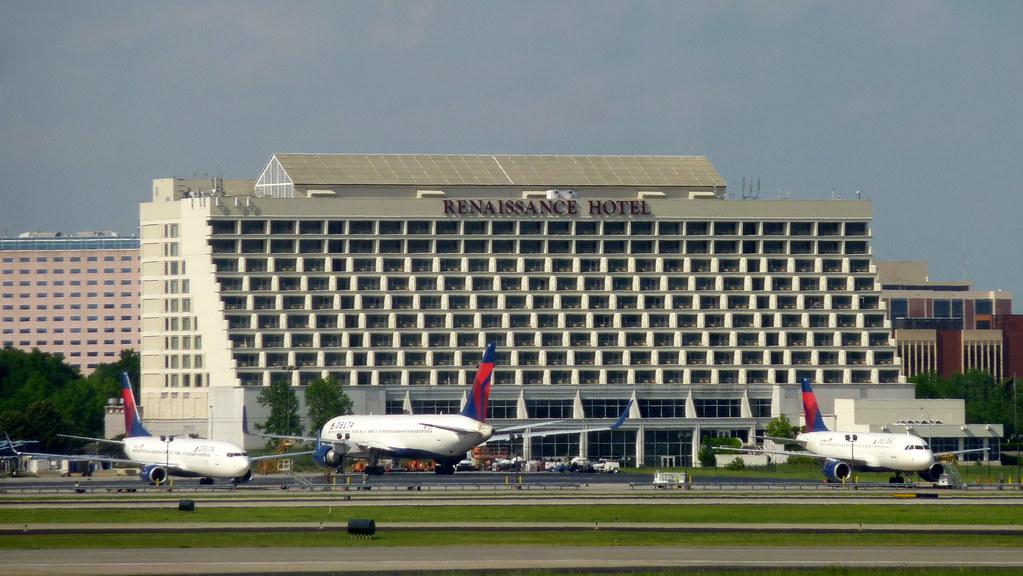 Renaissance Concourse Atlanta Airport Hotel Atlanta