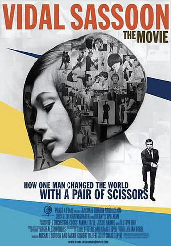 Movie poster Vidal Sassoon
