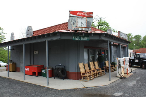 Wally's Fillin' Station - Mayberry, NC