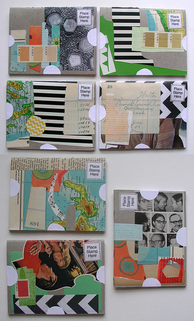 4.30.11 Mailart little books all