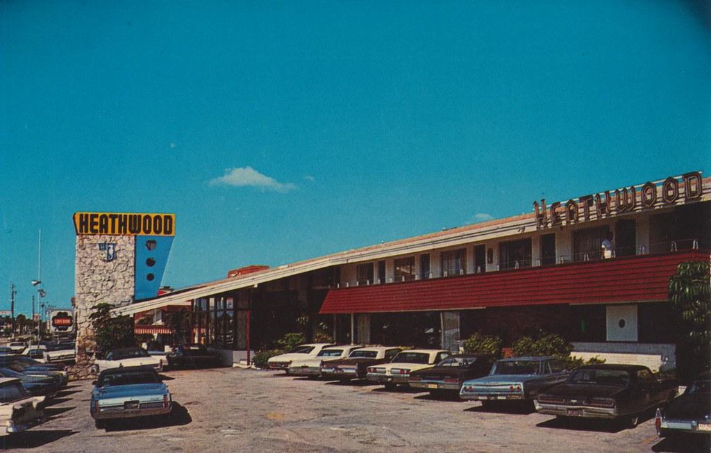 Heathwood Resort Motel - Miami Beach, Florida