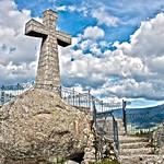 HDR Peña de la cruz