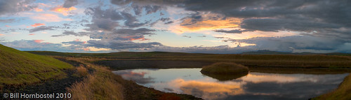clouds dawn iceland